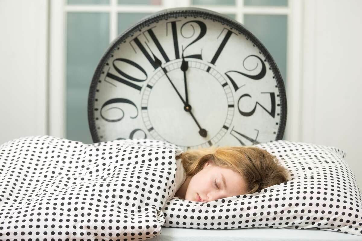 Optimale Schlafdauer